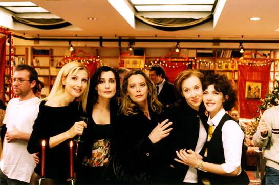 serie TV Amiche - foto di scena