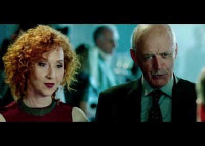 Carmen Giardina scena film Il Contagio