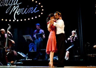 Milonga Merini foto di scena - PH Manuela Giusto