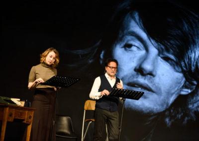 Io Fabrizio e il ciocori - foto di scena ph R Moretti