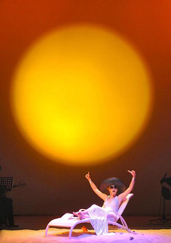 REALITY OPERA - Carmen Giardina - Spoleto Teatro Lirico Sperimentale, regia di Marco Carniti