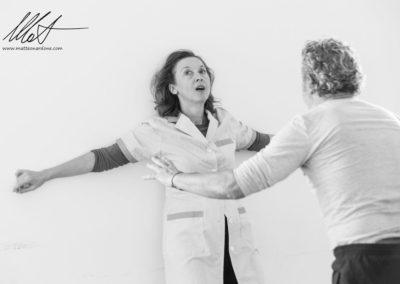 Cose così - Carmen Giardina - foto di scena di Matteo Nardone