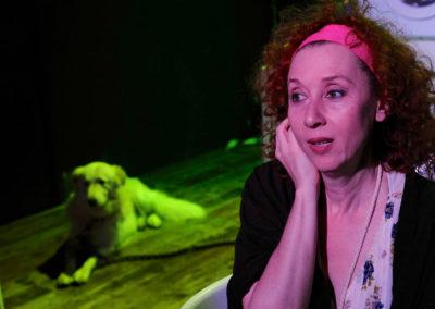La Voce Umana - Carmen Giardina - foto di scena di ARTURO CARNITI