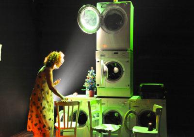 La Voce Umana - Carmen Giardina - foto di scena - foto di ARTURO-CARNITI
