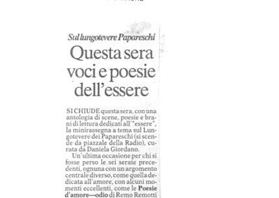 A Mia madre - articolo Repubblica - Nico Garrone