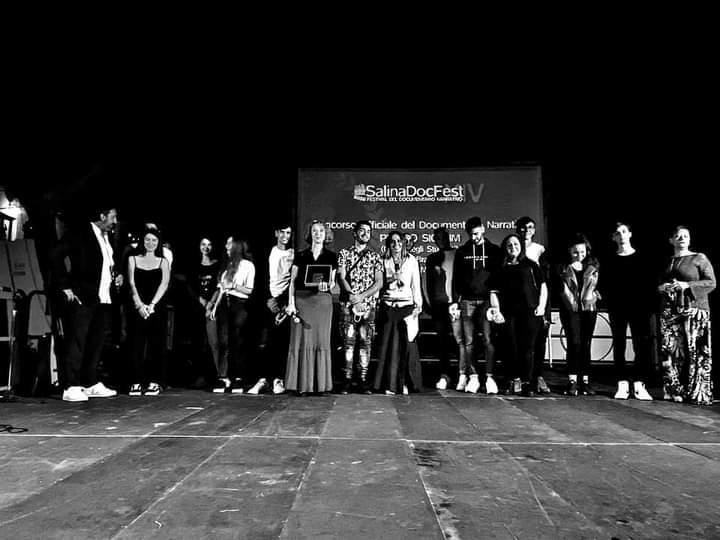 Salina DocFest - Premiazione