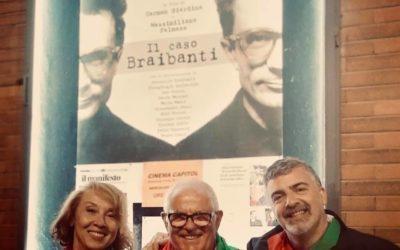 Proiezione de Il Caso Braibanti al Cinema Capitol di Fiorenzuola